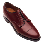 alden straight tip blucher oxford