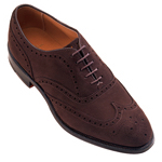 alden wing tip balanced oxford