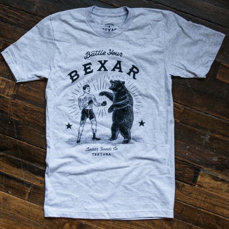 battle your bexar t shirt