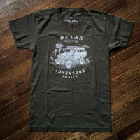 landcruiser adventure 4x4 t shirt