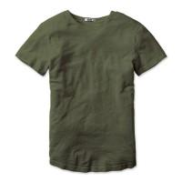 buck mason army crew slub t shirt