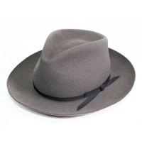 buck mason stetson grey fedora hat