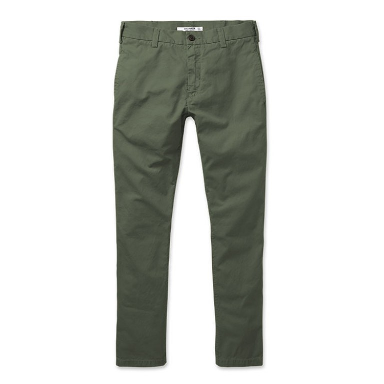 olive chino pant