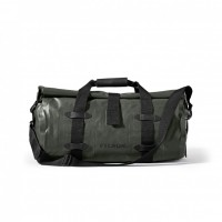 filson medium green dry duffle bag