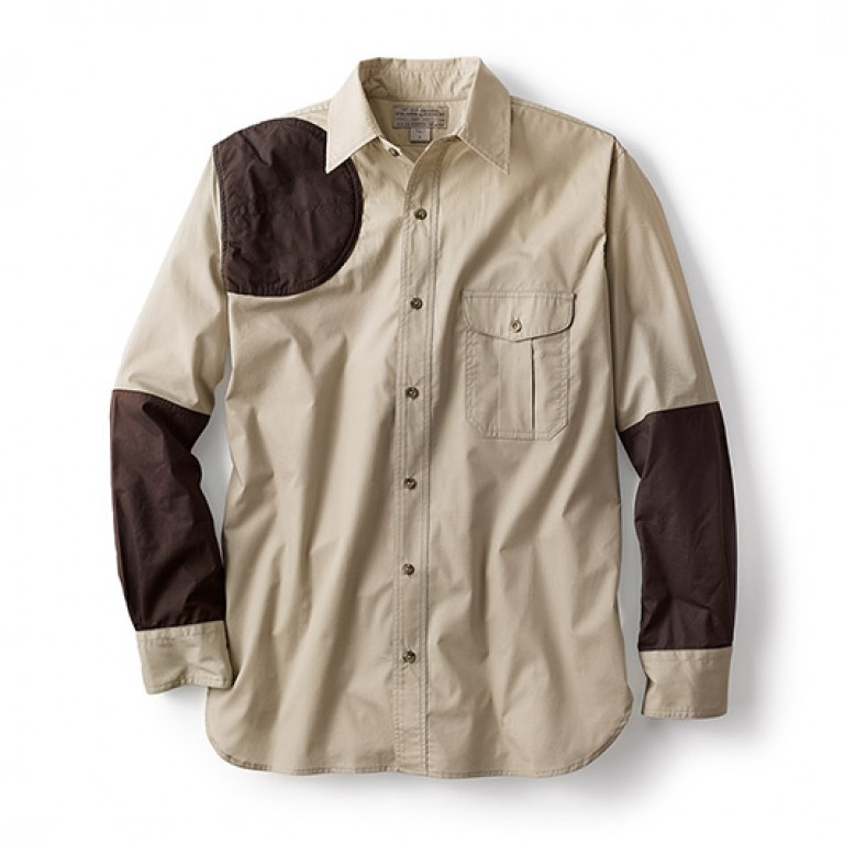filson right handed shooting shirt