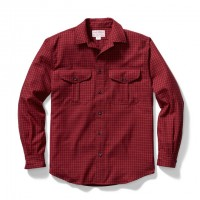 filson thane wool shirt