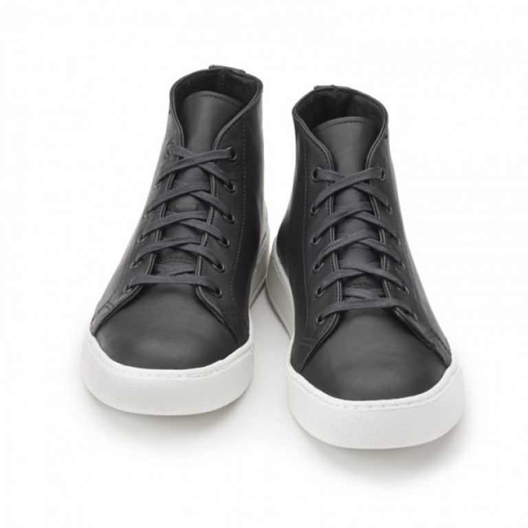 rancourt and company classic court mid sneaker