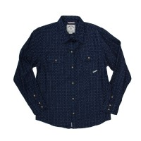 Iron and Resin - Casual Button-Down Shirts - Ketchum Shirt Indigo