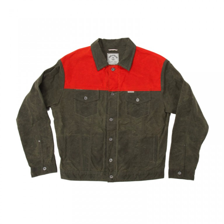 Iron and Resin - Coats and Jackets - INR Rambler Jacket