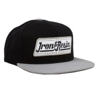 Iron and Resin - Scarves, Hats and Gloves - Nolan Hat Black