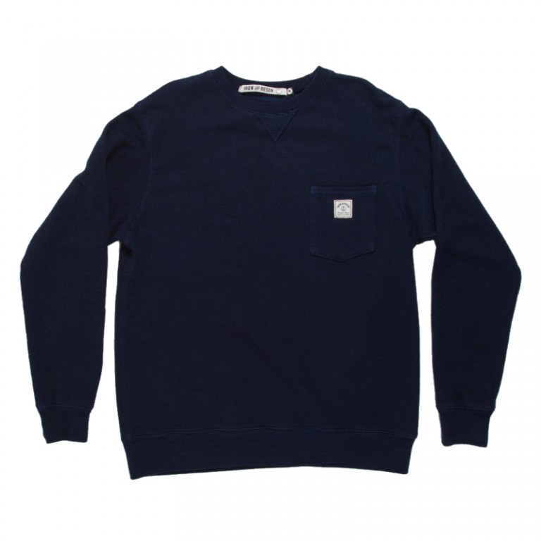 Iron and Resin - Sweatshirts - Stocker Crew Denim