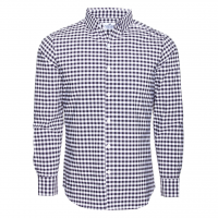 Mizzen+Main - Dress Shirts - Montalk Blue Check Dress Shirt