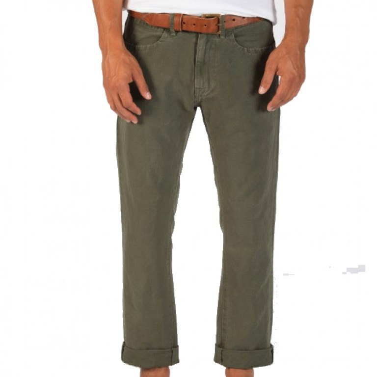 Save Khaki United - Jeans - Cotton Linen Surplus Jean
