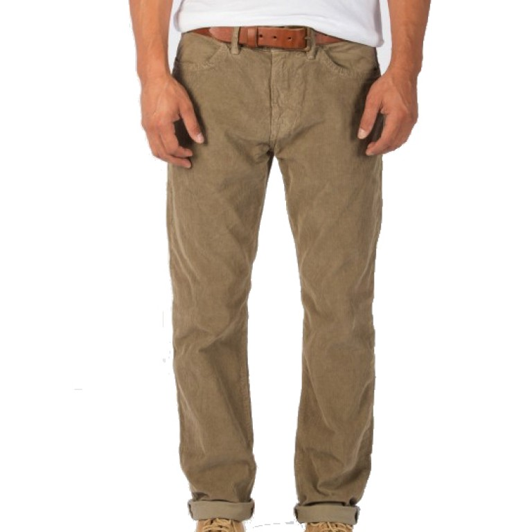 Save Khaki United - Pants - Pima Corduroy Jean