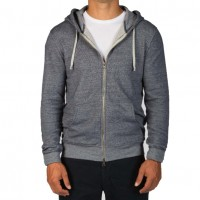 Save Khaki United - Sweatshirts - French Terry Zip Hooded Sweatshirt