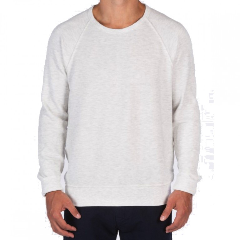 Save Khaki United - Sweatshirts - L-S French Terry Crew Sweatshirt