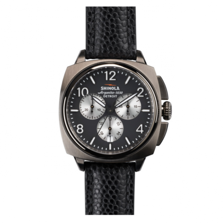 Shinola - Watches - The Brakeman Chrono Men's Gray