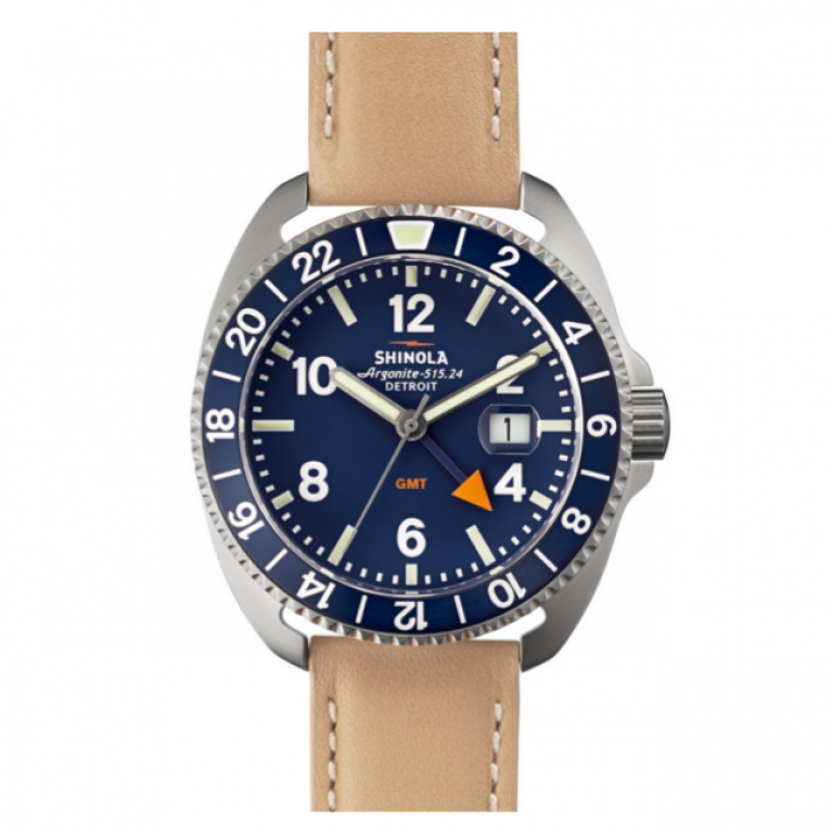 Shinola - Watches - The Rambler Men's Blue