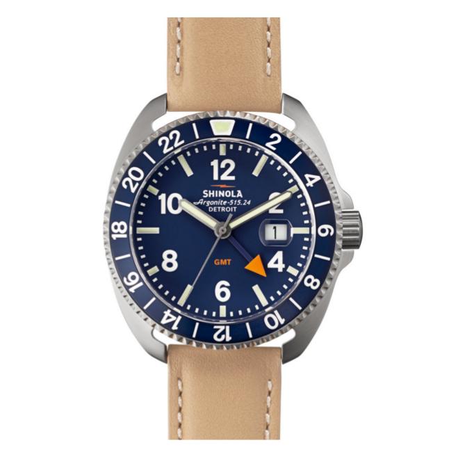 Shinola - Watches - The Rambler Men's Blue