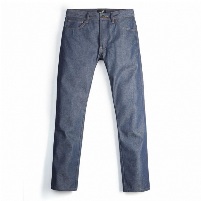 Todd Shelton - Jeans - Farm Selvedge Raw Denim Jean