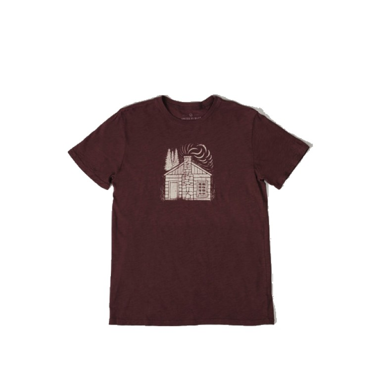 United By Blue - T-Shirts - Cabin Tee