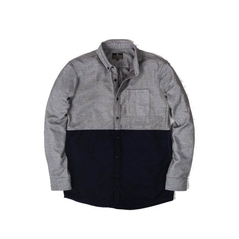 United by Blue - Casual Button-Down Shirts - Banff Colorblock Button Down