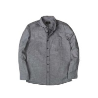 United by Blue - Casual Button-Down Shirts - Banff Wool Button Down