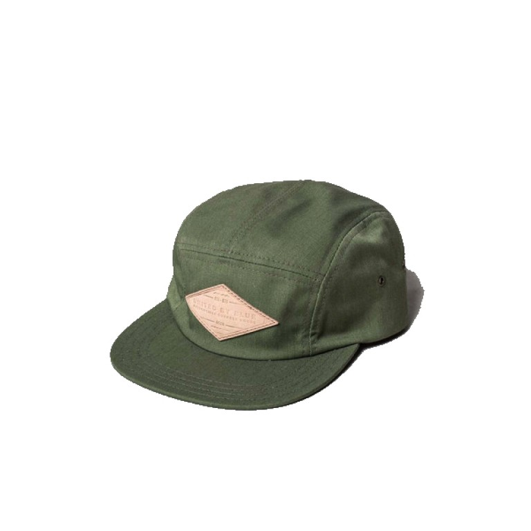 United by Blue - Scarves, Hats and Gloves - 5 Panel Camp Cap