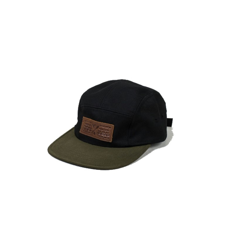 United by Blue - Scarves, Hats and Gloves - UBB X Roots 5 Panel Camp Cap