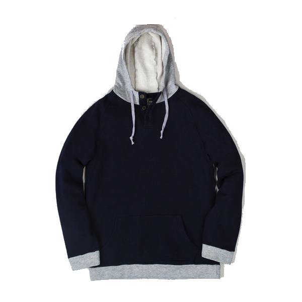 United by Blue - Sweatshirts - Auckland Colorblock Pullover Hoodie