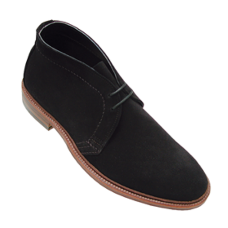 Alden - Boots - unlined chukka boots black