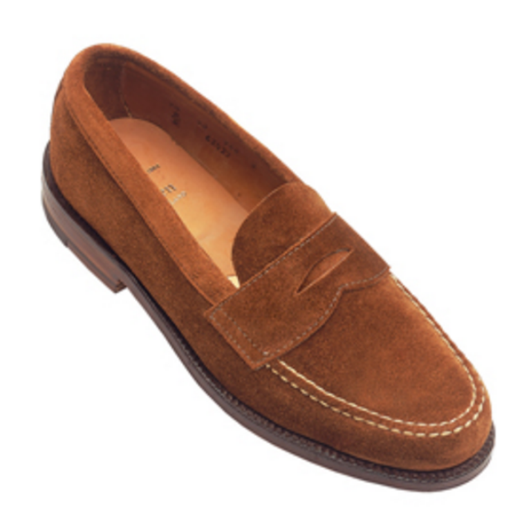 Alden - Casual Shoes - unlined flex penny loafer