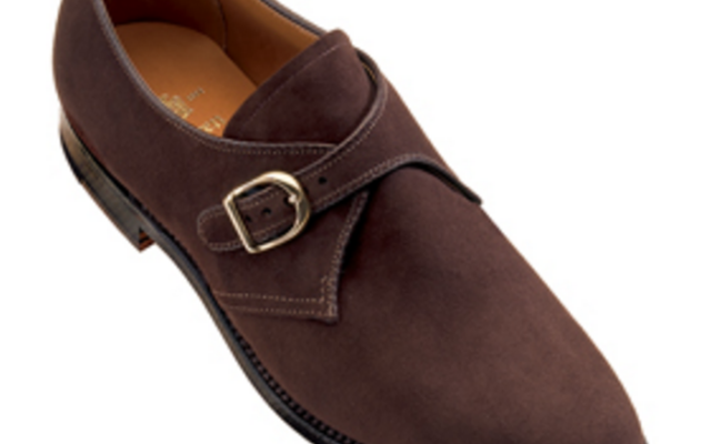 Alden - Dress Shoes - monkstrap oxford
