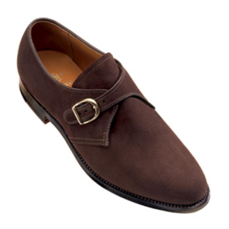 Alden - Dress Shoes - monkstrap oxford
