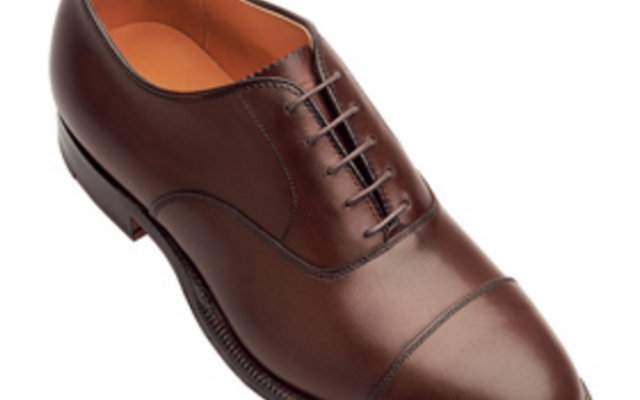 Alden - Dress Shoes - straight tip bal oxford