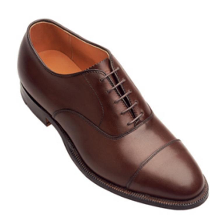 Alden - Dress Shoes - straight tip bal oxford