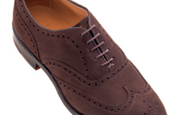 Alden - Dress Shoes - wing tip bal oxford