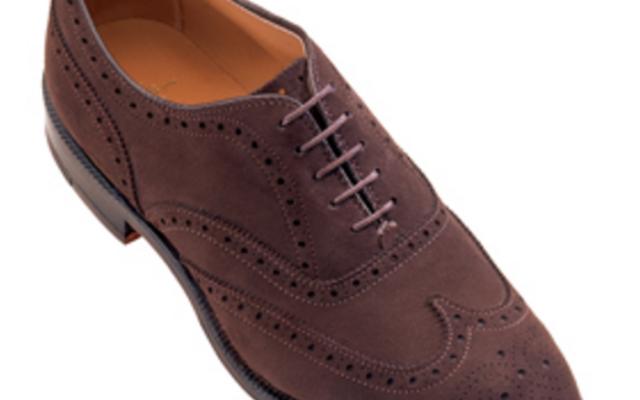 Alden - Dress Shoes - wing tip bal oxford