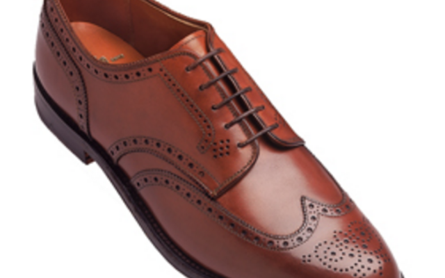 Alden - Dress Shoes - wing tip blucher oxford
