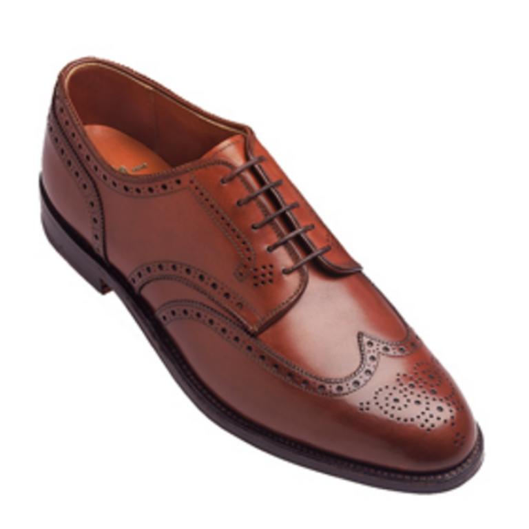 Alden - Dress Shoes - wing tip blucher oxford