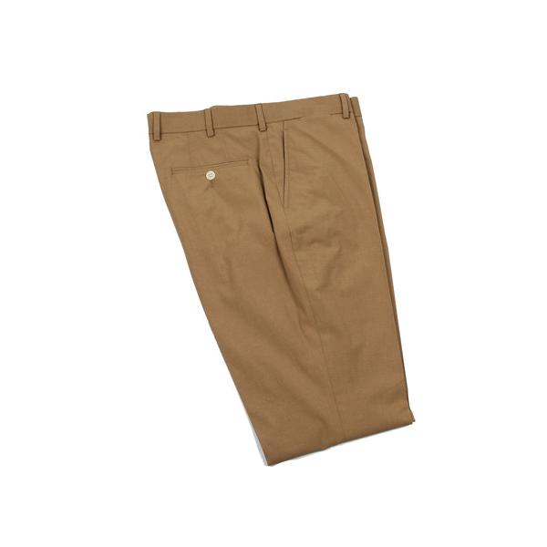 Haspel - Pants - Tan Cotton Twill