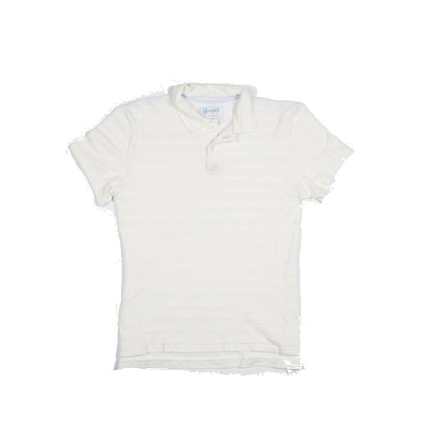 Haspel - Polos - Silverton Off White