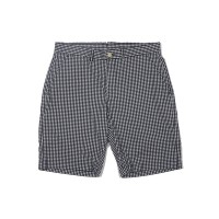 Haspel - Shorts - Walk Short Black White