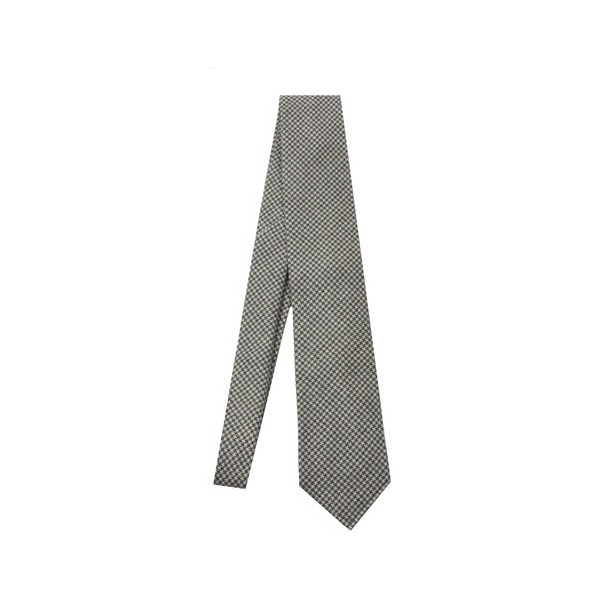 Haspel - Ties and Pocket Squares - Char Vintage Check