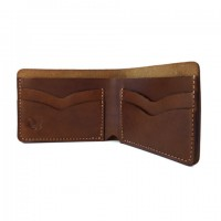 red clouds collective donovan walnut leather wallet