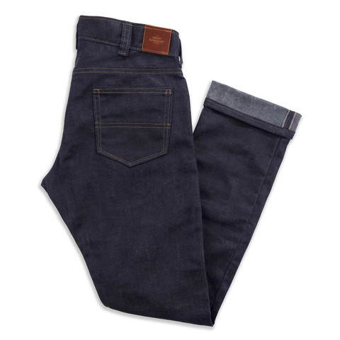 red clouds collective gn 03 waxed selvedge denim pants