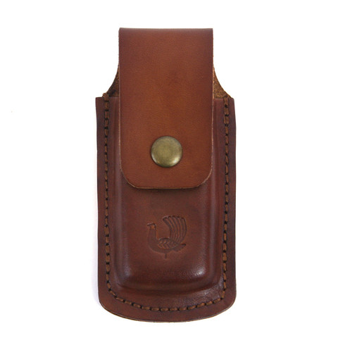 red clouds collective saddle tan multitool sheath