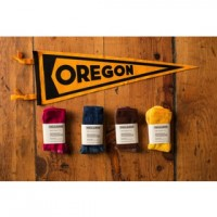 tellason assorted dyed crew socks