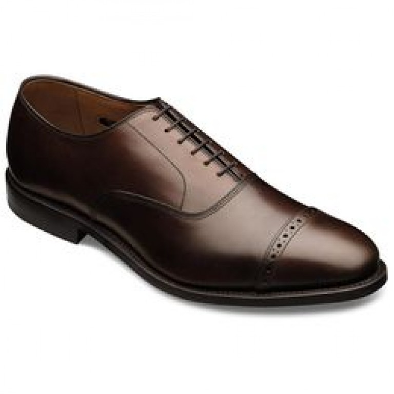 allen edmonds fifth avenue cap toe oxfords