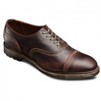 allen edmonds overlord cap toe shoes